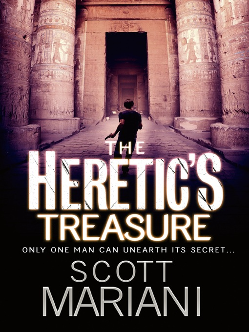 The Heretic&#39;s Treasure (eBook): Ben Hope Series, Book 4